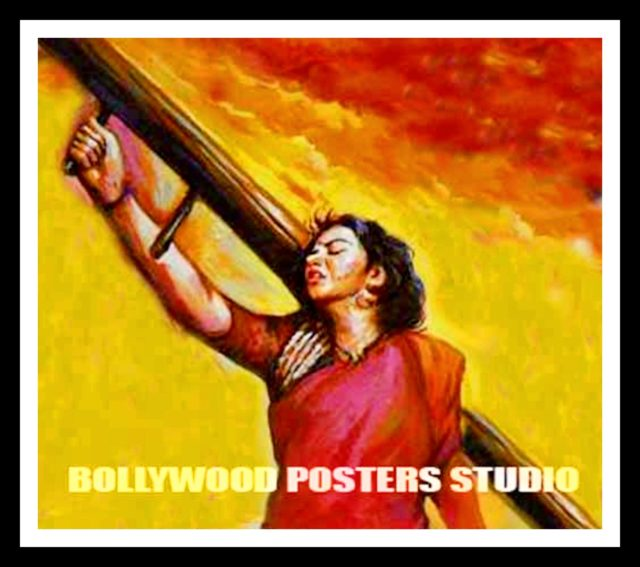 Indian cinema posters and hoardings for sale