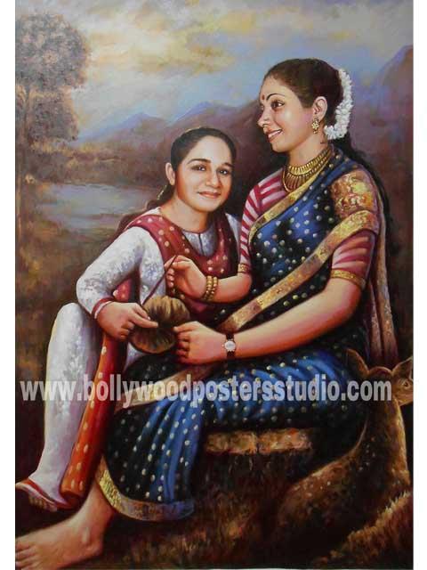 Indian portrait painters