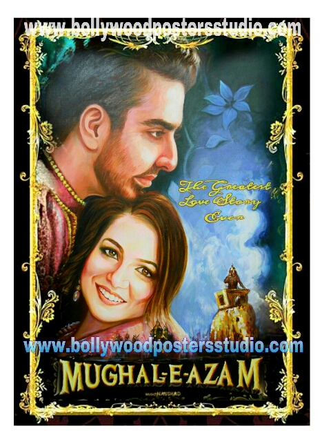 Custom Bollywood shadi's poster
