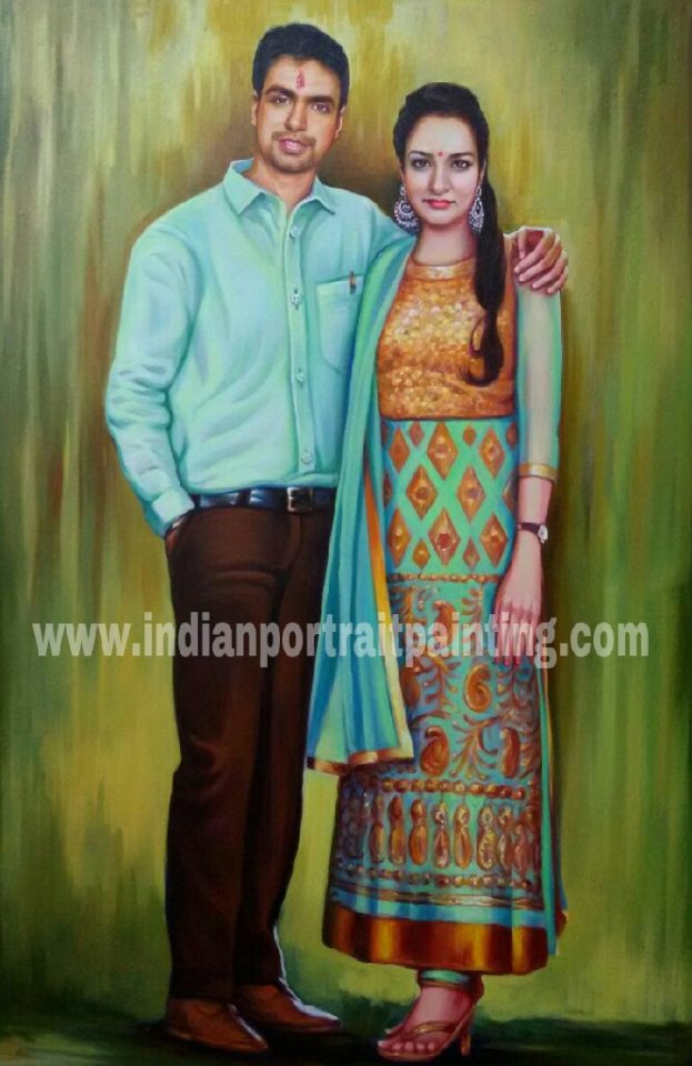 PORTRAIT - Best wedding gifts for spouse
