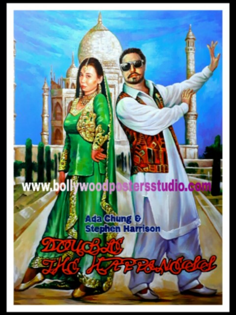 Make bollywood poster online