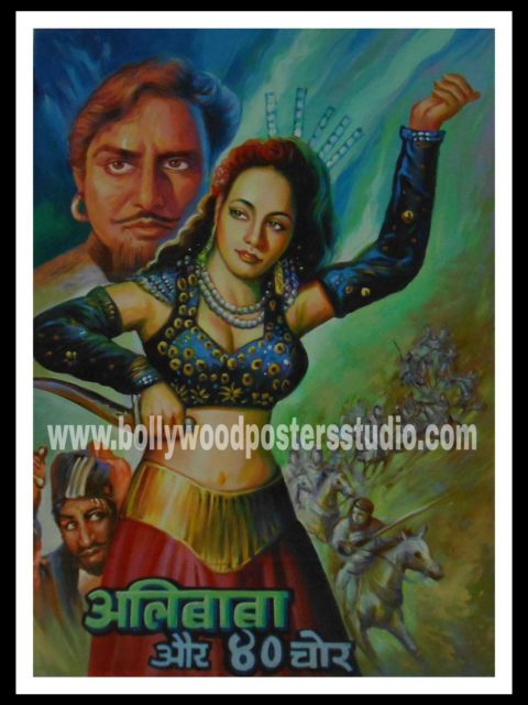 Old Hindi film posters for sale !!!