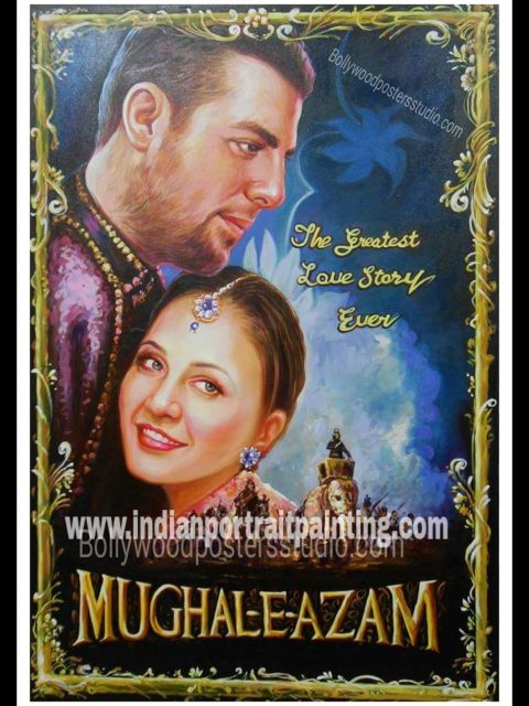 Bollywood Posters Studio