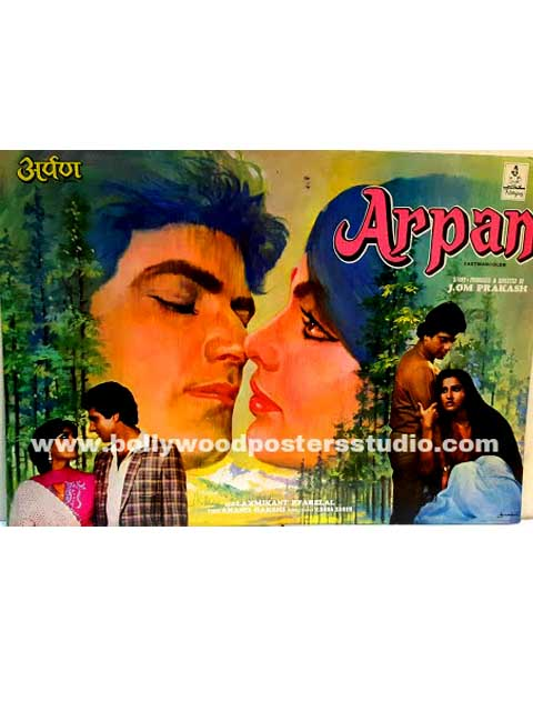 Arpan hand painted painted posters