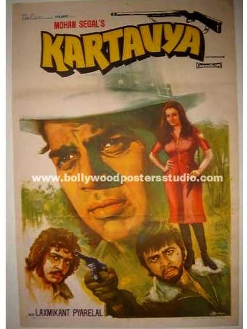Kartavya hand painted posters
